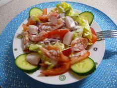Sahne-Zitronen-Salatdressing