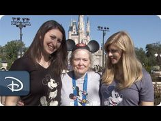 Unforgettable Kindness Leads to a Dream Come True | Walt Disney World - YouTube