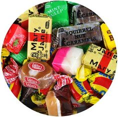 Old Fashioned Candy Assortment