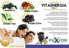 Need an energy boost for your day? Vitaenergia is the healthy way of getting it #energy #healthy #natural