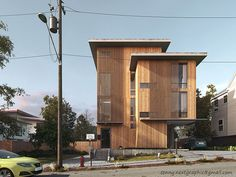 Ballard Aperture House on Behance