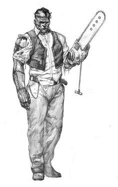 Frankenstein by AlexPascenko on @deviantART