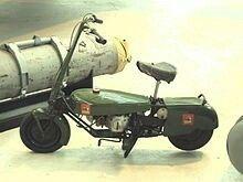 Welbike 98cc 1942-45