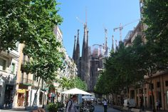 Barcelona- toured for only 6 hours(with some fun newlyweds from our cruise ship, that became fast friends), but fell into love with the city, and could move there in a heartbeat!