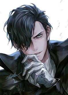game game anime Danhu on Dark Anime Guys, Hot Anime Boy, Cute Anime Guys, Anime Boys, Gato Anime, M Anime, Anime Art, Fire Emblem Awakening, Fire Emblem Characters