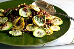 Summer Squash and Red Rice Salad With Lemon and Dill — Recipes for Health - NYTimes.com