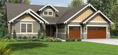 Plan No.325429 House Plans by WestHomePlanners.com