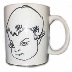 Taza personalizada con tu caricatura | Solo en regalos personalizables