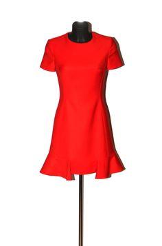 CHRISTIAN DIOR Short Sleeve Dresses, Dresses With Sleeves, Christian Dior, Dresses For Work, Fashion, Moda, Gowns With Sleeves, Fashion Styles, Fasion