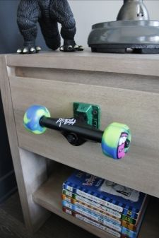 for boy's room. Skate Obsessed