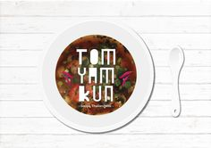Thaï Soup / Tom Yam Kun /  The recipe on our Blog Liesja !  >> http://www.liesja.com/2015/01/thai-soup-tom-yam-kun.html