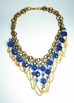 Fringe Benefits #Necklace