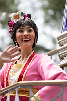Portrait Photograph of Disney Princess Mulan at Walt Disney World Photographed by Luxury Travel Writer Annie Fairfax Cosplay Chinese Costuming Inspiration Why Walt Disney World Isn't Just for Kids Travel Articles, Travel Advice, Travel Guides, Travel Photos, Travel Goals, Disney Trips, Disney Travel, Girl Empowerment, Disney World Tips And Tricks