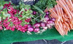 Help Your Community by Finding a Farmers' Market This Week