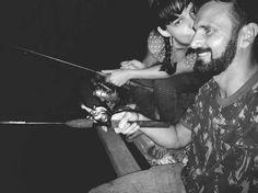 Marcela Taís e Alvaro