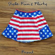 Stars & Stripes Made to Order