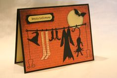 Witch's Laundry by razldazl - Cards and Paper Crafts at Splitcoaststampers