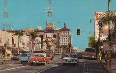 Colorado Street - Pasadena, California
