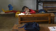 China's one-child policy-a student rests his head on a table inside a classroom of Dalu primary school in Gucheng township of Hefei, Anhui province, China, 8 September Chinese Babies, Migrant Worker, A Classroom, Critical Thinking, Primary School, Behind, Teaching Kids, Troops