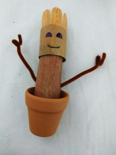 Baby Groot - M.Y. Craft Planet