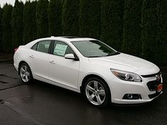 2015 chevy malibu pearl with tan interior - Google Search