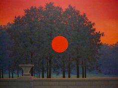 Rene Magritte, Le Banquet,1958