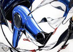 ★유튜브로 입시미술 배우기★ ♣그림을 클릭해 주세요!!!!♣ #기초디자인#디자인고흐#건국대#watercolor#drawing#개체표현#질감표현 #재현작#합격작#드라이기#천