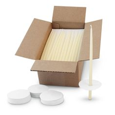Root 144 Count 51 Percent Beeswax Candlelight Service Set, 9-Inch -- More info could be found at the image url.