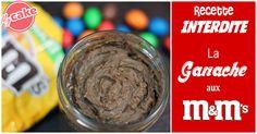 Il existe des recettes qui devraient être interdites (surtout après les fêtes), la recette de la ganache M&Ms en fait partie ! Hihi C'est juste trop bon !