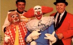 """Excerpts from two recently discovered 1971 """"Bozo's Circus"""" shows will be seen for the first time in 41 years on a WGN special."""