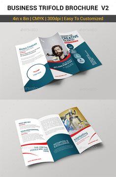 Business Trifold Brochure v2