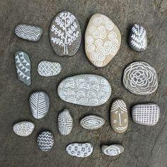 Beach Finds // Summer Art Making