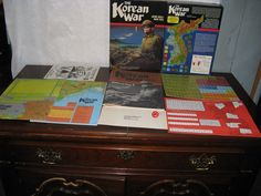 The Korean War Game By Victory Games UNPUNCHED    #VictoryGames