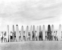 Smyrna Surf Club, New Smyrna Beach, 1965
