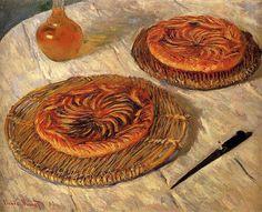 Claude Monet, Les Galettes, 1882