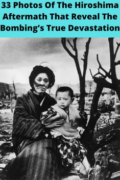 These haunting Hiroshima aftermath photos of a city and its people vaporized bring visible the full weight of the world's first nuclear weapon. Ruined City, Trending Photos, Unique Business Cards, Interesting News, First World, Fun Facts, Celebrities, Celebs, Celebrity