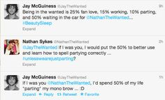 the wanted  AWE! Poor Nath!