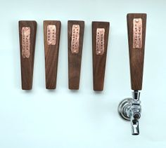 Hey, I found this really awesome Etsy listing at http://www.etsy.com/listing/150764119/custom-beer-tap-handle-of-copper-walnut