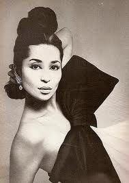 China Machado, model and Avedon Muse