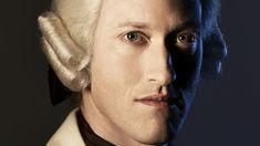 'Turn': Samuel Roukin reveals the romantic side of villain John Graves Simcoe