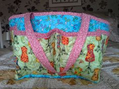 wendy`s crafting times: Craft sewing tote bag
