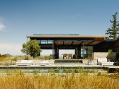 Photo 2 of 31 in Sonoma Wine Country I by Feldman Architecture - Dwell