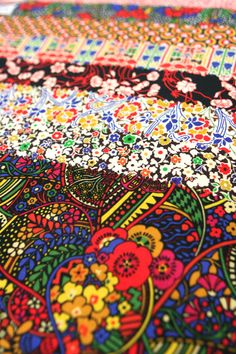 True Up | All Fabric, All the Time » Blog Archive » Fall Quilt Market 2012: Liberty Lifestyle