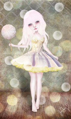 Sugarplum Fairy by solocosmo.deviantart.com on @deviantART