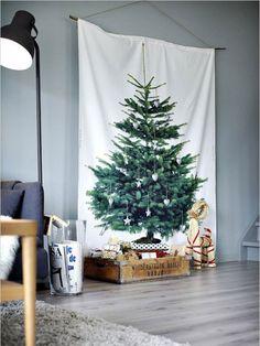 9x een alternatief voor de kerstboom