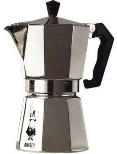Moka Pot, Italian Stove-Top Espresso Maker
