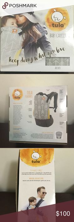 Tula Baby Carrier Brand new. Never open Tula Other