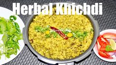 To indians it is khichdi (Kitcheree), the food many of us turn to when illness calls and we need something warm, light and restorative. Pressure Cooker Recipes, Pressure Cooking, Bhavna's Kitchen, Gluten Free Recipes, Diet Recipes, Gujarati Cuisine, Spiced Rice, Lentil Stew, Health Diet