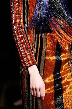 Balmain Fall 2015 Ready-to-Wear