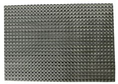 Easy to clean and elegant woven place mats. This set of 12 placemats is a favorite of high end restaurants, but will fit perfectly on your table at home too. They can be used daily and will not wear p